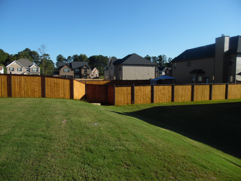 About Stain N Seal Solution Atlanta Fence Company