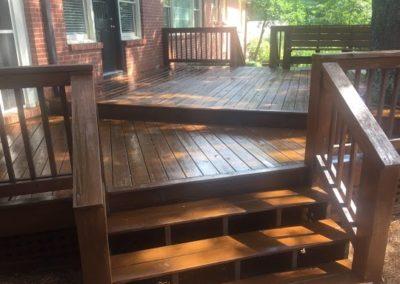 Deck - Semitransparent